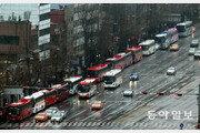 관광버스 불법주차 못막아서 합법화?