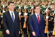 """사드 또 꺼낸 시진핑 """"적절 처리 희망"""""""