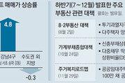 부동산시장 안정화, 40개 정책중 37위