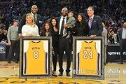 코비의 등번호 8·24번 NBA 첫 동시 영구결번
