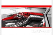 현대차, '신형 벨로스터' 렌더링 공개… 운전석·조수석 '비대칭 디자인' 적용