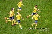[콤팩트뉴스] 스웨덴, 에스토니아와 평가전 1-1 무승부
