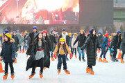 인천 화도진 스케이트장·썰매장 폐장 위기