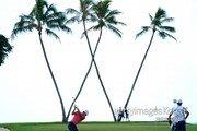 하와이에 북한 탄도미사일 경보…골퍼들 대피 대소동