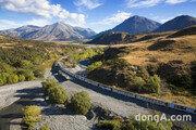 보석 같은 풍경 찾아 떠나는 뉴질랜드 알짜배기 기차 여행