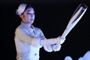 """靑, 김연아 성화봉송에 """"올림픽에 헌신…화려하게 장식해줘 고맙다"""""""