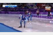 김현영,  여자 스피드스케이팅 1000m '1분16초36'