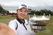 67년 만에 데뷔전 우승…고진영, LPGA 새 역사 썼다