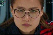 여자 컬링 대표팀 주장 김은정, 만족이란 없는 '엄근진' 표정에 온라인 난리