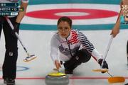 여자 컬링, 스웨덴 꺾고 5승 1패로 공동 1위 등극…남은 3경기 다 져도 4강?