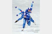 빙속 男 팀추월 2연속 은메달…이승훈 3연속 메달