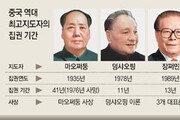 中 주석직 임기 제한 폐지… 시진핑, 종신집권 길 열었다