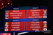 한국 상대할 F조 3개국의 월드컵 준비 과정은?