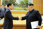 [사설]판문점 정상회담·'비핵화' 파격 합의… 김정은 진정성이 관건
