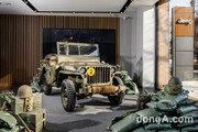 지프, 인천에 두 번째 전용 전시장 마련… 한국전쟁 승리 이끈 '윌리스' 전시
