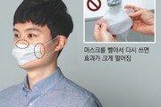 코 틈새로 미세먼지 솔솔… 마스크 밀착때보다 18배 더 유입