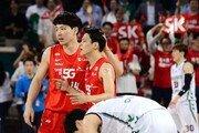 3초 남기고 터진 김선형의 결승득점, SK를 구했다.