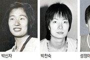 """""""박찬숙 잡아라"""" 화장품 대리점 등 40년전 억대 몸값"""