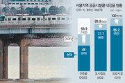 서울 지하철 1~4호선 규모 6.3 지진 끄떡없게
