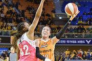 박지수, WNBA에 도전한다…23일 출국예정