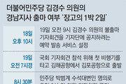 """김경수 불출마 결심에… """"댓글 책임 시인하는 모양새"""" 黨靑서 만류"""