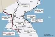 서울~신의주 고속철 신설 등 '한반도 통합철도망' 구상 단계