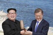 """김정은 """"美 종전-불가침 약속하면, 왜 北이 핵 갖고 어렵게 살겠나"""""""
