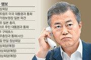 한국 대통령 6년만의 訪日… 패싱 우려 씻고 아베와 거리 좁히기