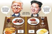 """햄버거 회동?… """"잘 풀리면 평양에 맥도널드매장 전격 상륙"""""""