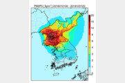 [단독]'북한발 미세먼지' 영향도 최대 20%
