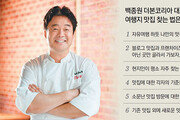 """백종원 """"블로그 '소문난 맛집' 빼고… 현지인 가는 '숨은 맛집' 찾아라"""""""