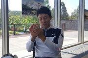 정상을 향해 재도전에 나선 프로골퍼 김경태