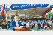 KT '통신 남방정책'… 캄보디아에 첫 공공 와이파이