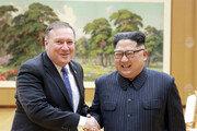 """김정은 """"폼페이오와 훌륭한 회담""""… 비핵화 방법론 접점 찾은듯"""