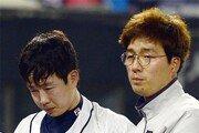 박건우 기절 부른 동료들의 '과격 세리머니'