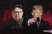 """""""트럼프 북미회담 연기 발언은 대북 경고용"""""""
