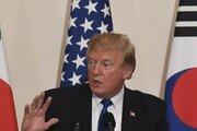 """트럼프 """"북미정상회담, 예정대로 6월 12일 열릴 수도…北과 논의중"""""""