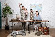 보험업계, 직원 가족 모델 선발해 가족애 전달