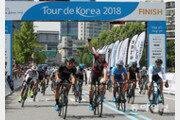 투르 드 코리아의 다음 목적지는 서울↔평양