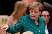 """메르켈 """"G7 정상회의 쉽지 않을 듯…분열 숨길 수 없어"""""""