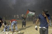 팔레스타인 20대, 이스라엘군에 돌팔매질 하다 총격 사망