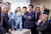 [횡설수설/송평인]사진이 기록한 'G7의 분열'