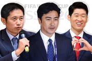 일본 vs 콜롬비아 월드컵 중계…KBS 이영표 1위>안정환>박지성순