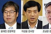 '노무현 정부 靑근무 검사' 요직 배치… 청와대 친정체제 구축