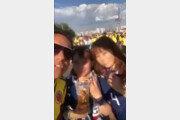 [영상]콜롬비아男, 월드컵 예선 패하자 일본女에 '암캐' 성희롱