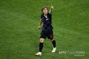 [월드컵] '크로아티아 에이스' 모드리치, 아르헨티나 전 MOM 선정