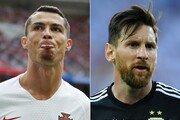 """[월드컵] 로이 킨 """"호날두 다른 레벨로 올라섰다, 현재는 메시보다 위"""""""