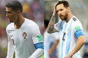 [월드컵] 점점 변해가는 평가… 호날두, 메시에 대역전승
