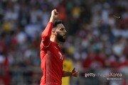 [월드컵] '추격골' 튀니지 딜런 브론, 전반 24분 만에 부상 교체