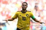 [월드컵] 벨기에, 튀니지 5-2 격파… 16강 진출 확정